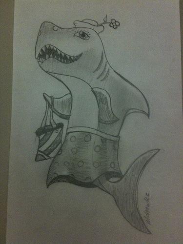 Shopping Shark
