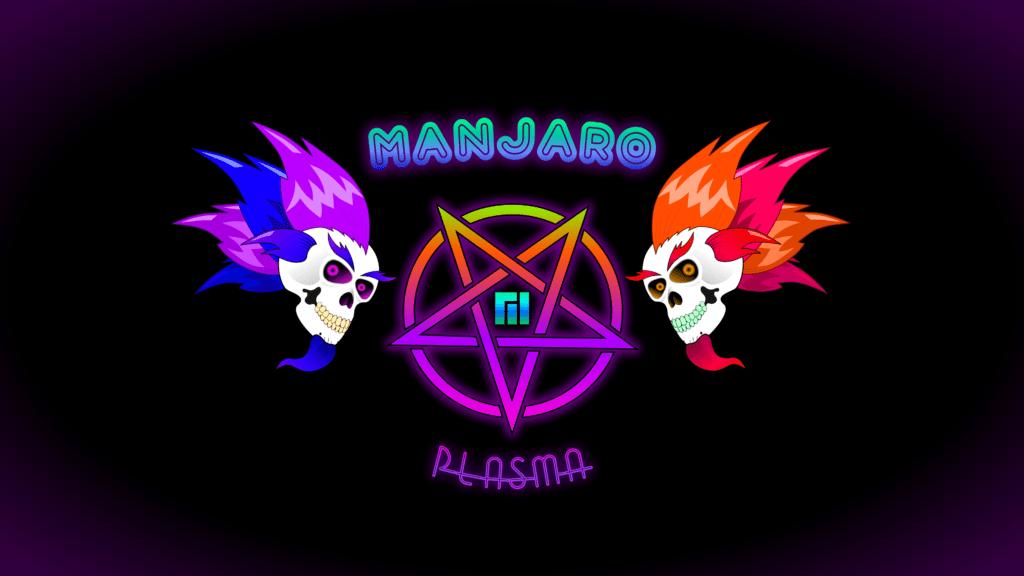 manjaro-plasma-wallpaper