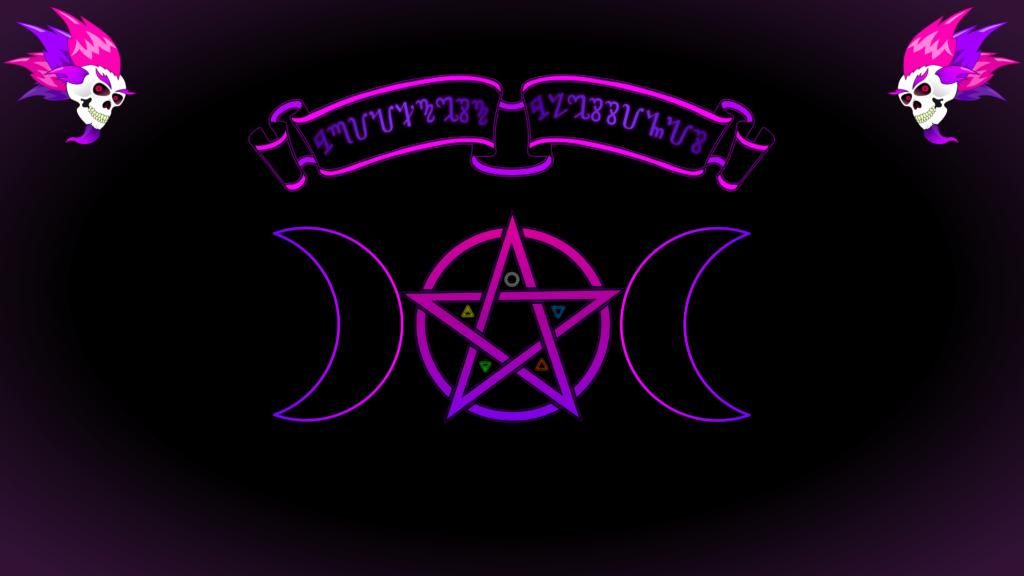 Neon Wiccan